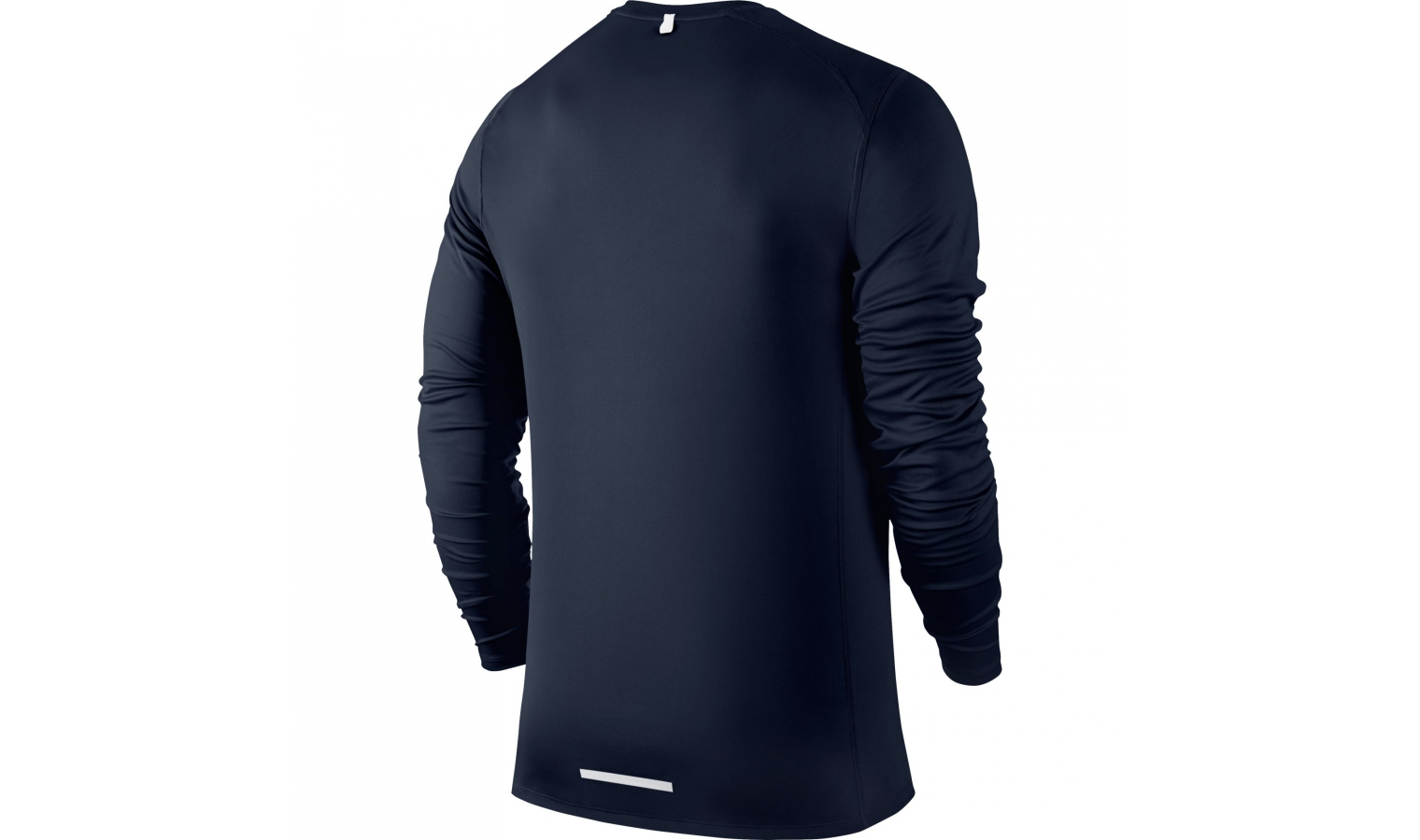 fc4e34d5ed Pánské běžecké tričko Nike DRI-FIT MILER modré