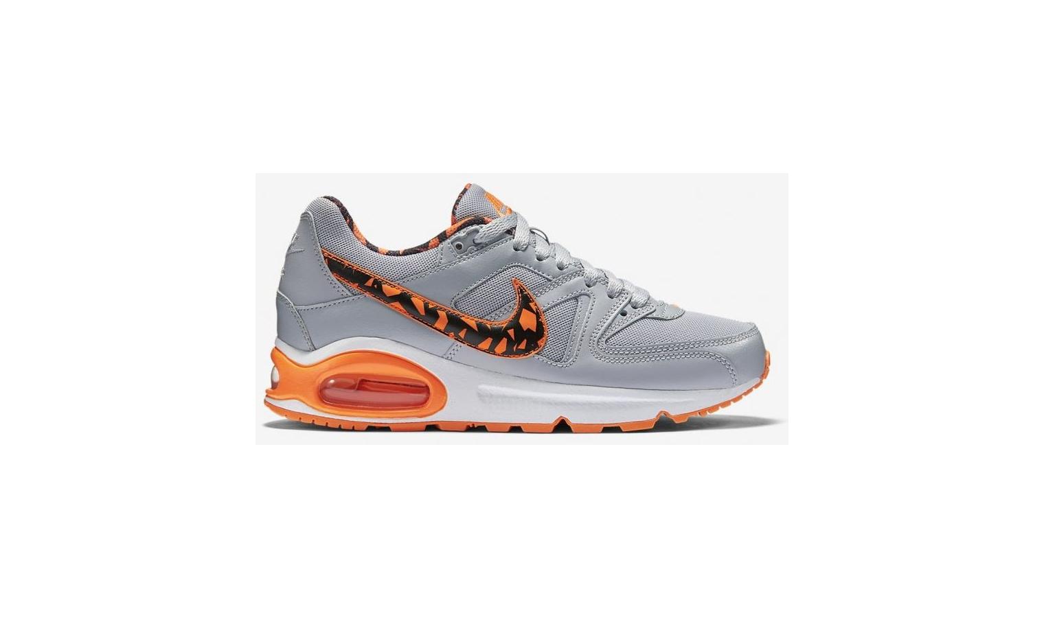 Dětské boty Nike AIR MAX COMMAND (GS) šedé  265fc2e4dfd