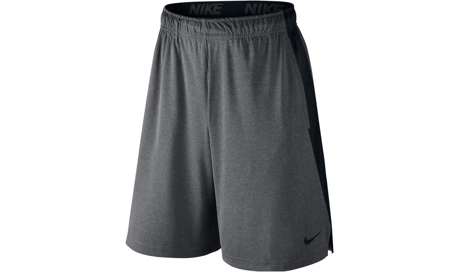 27467d02d51 Pánské sportovní kraťasy Nike M NK DRY SHORT FLY 9IN šedé