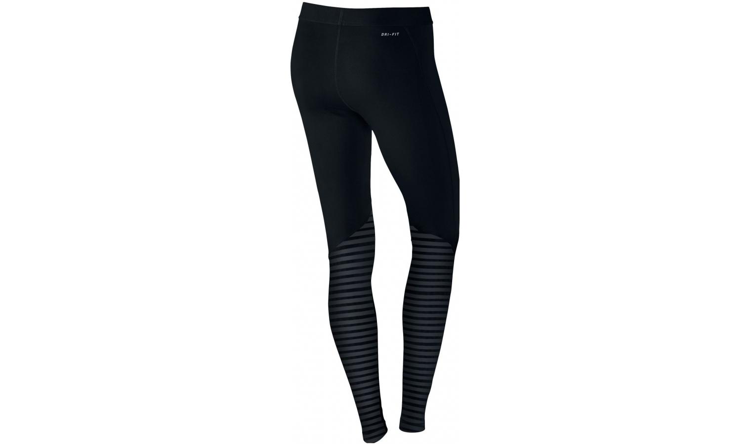 Dámské sportovní legíny Nike PRO WARM TIGHT W černé  fe468bba57