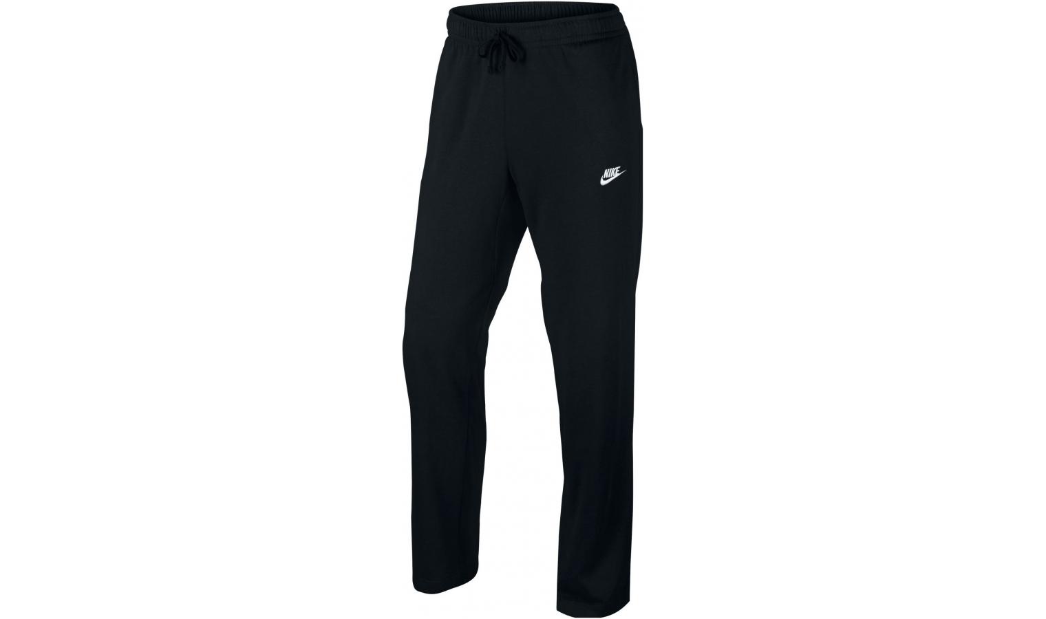 6aa8cd82b59 Pánské sportovní tepláky Nike SPORTSWEAR PANT OH JSY CLUB černé