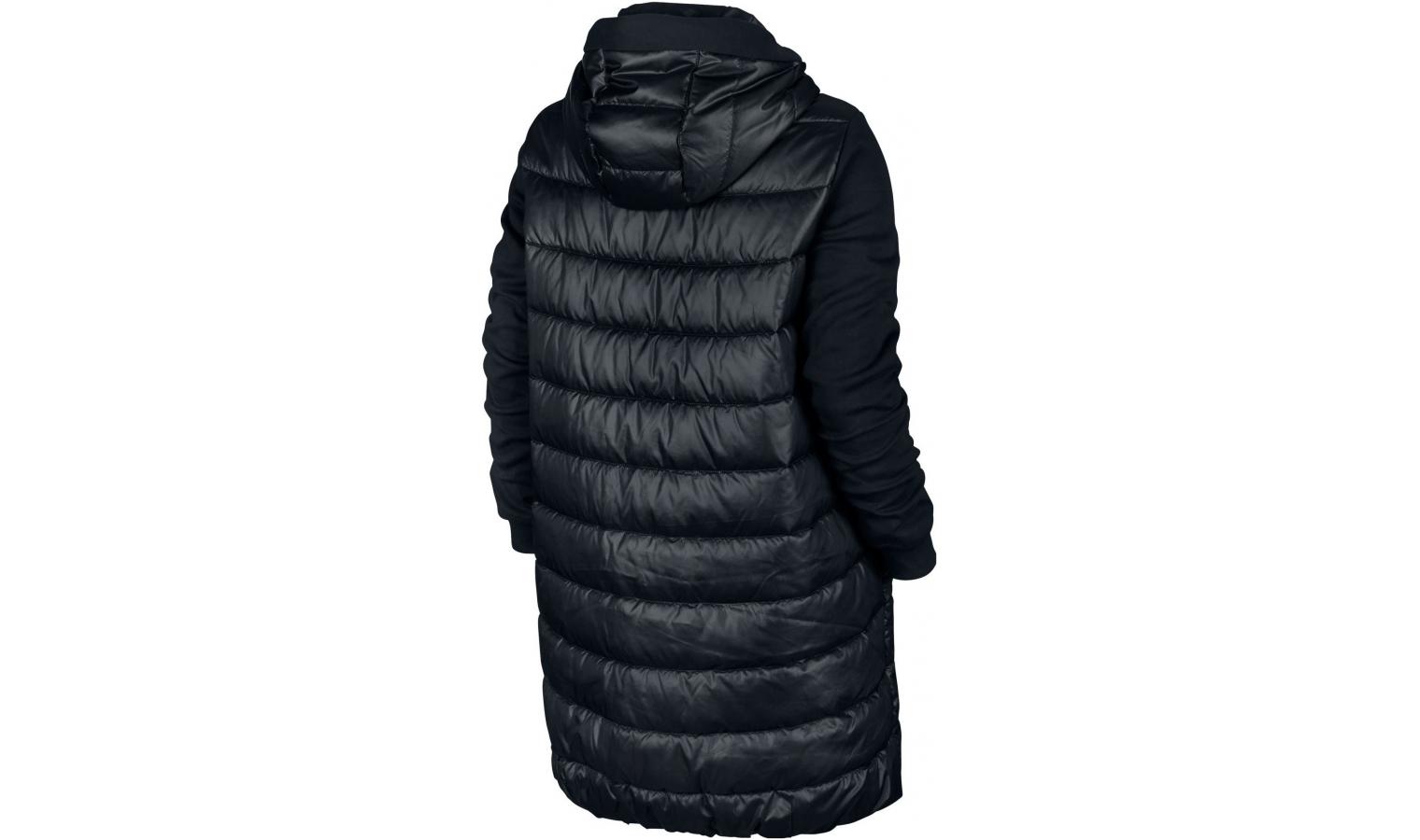 dfbb4aabd9 Zimní dámský kabát Nike SPORTSWEAR ADVANCE 15 PARKA černý | AD Sport.cz