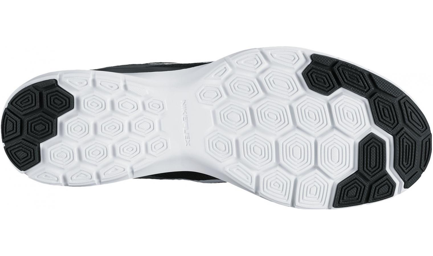 Dámské fitness boty Nike FLEX TRAINER 6 černé  0b08af562a