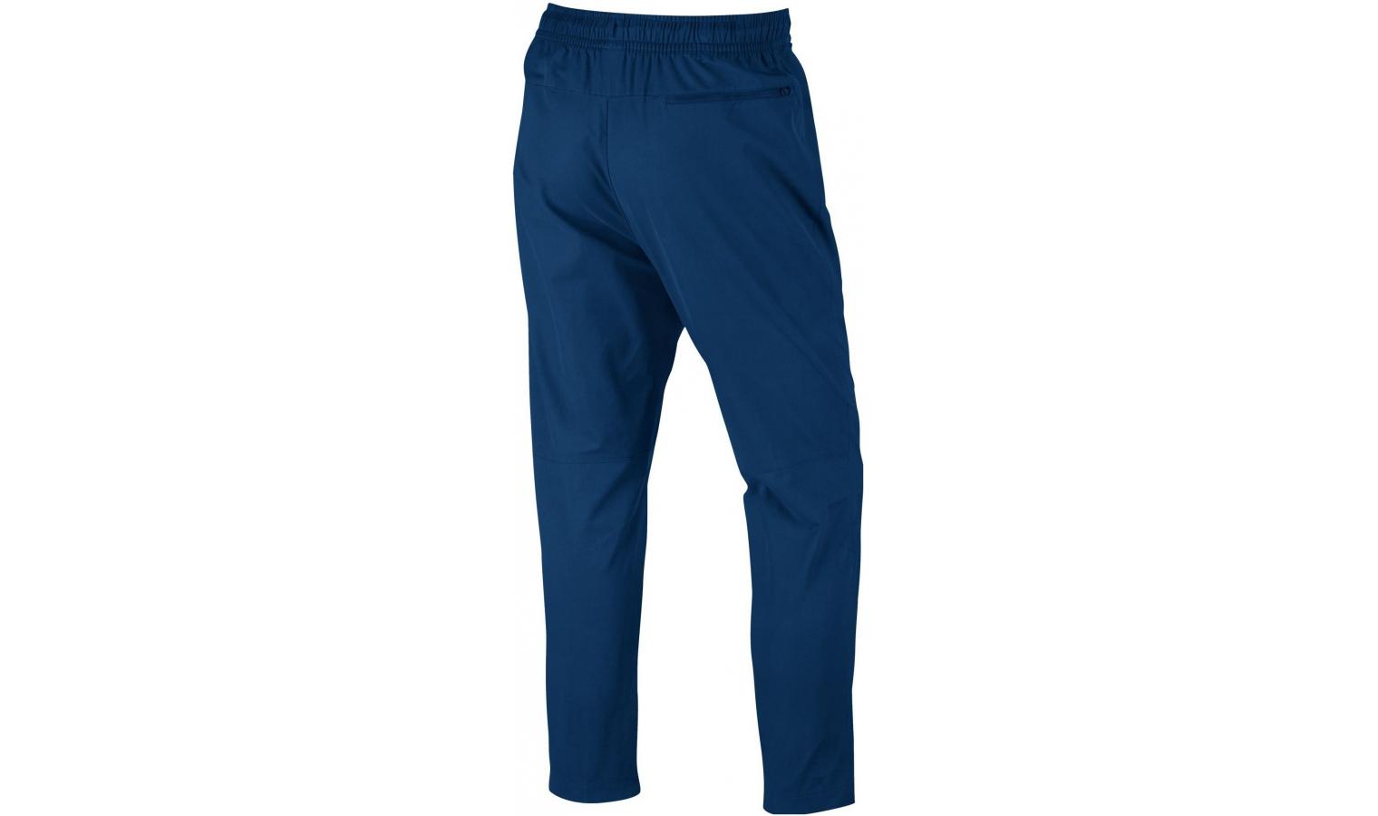Pánské sportovní tepláky Nike SPORTSWEAR AV15 PANT WOVEN modré  13b2bcf4a9