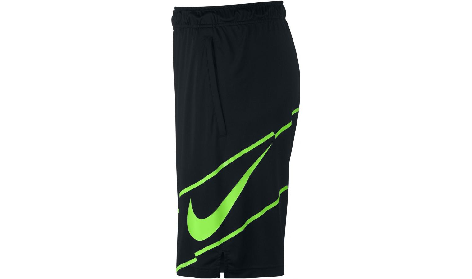Pánské sportovní kraťasy Nike M NK DRY SHORT SU LOGO černé  af4c414f6d