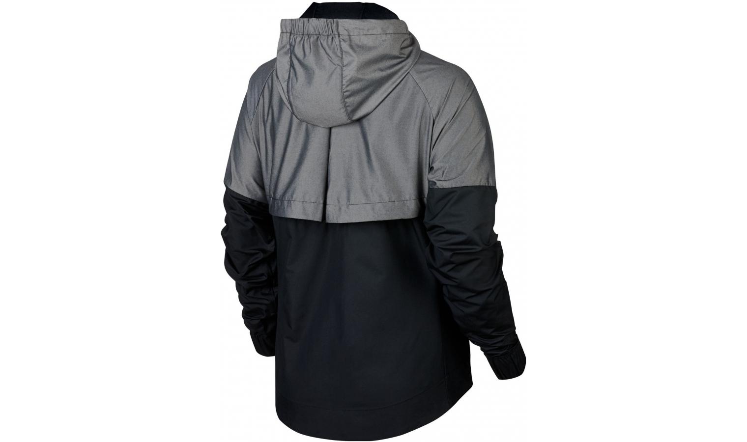 Dámská bunda Nike W NSW WR JKT CHAMBRAY W černá  a564de34e8