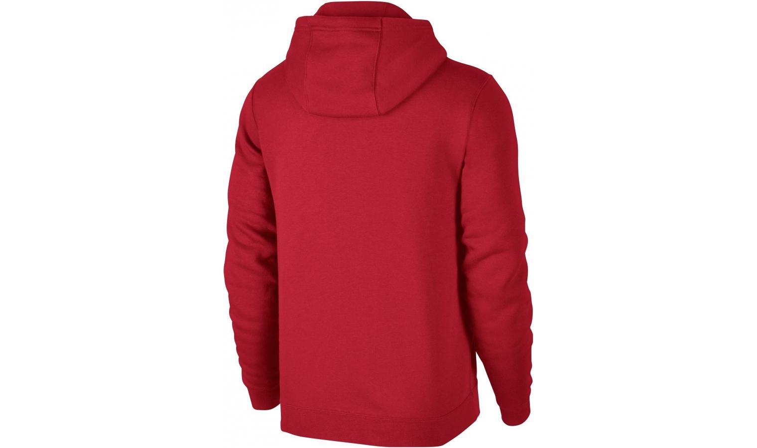 Pánská mikina Nike M NSW HOODIE PO JDI červená  07d7abaccce