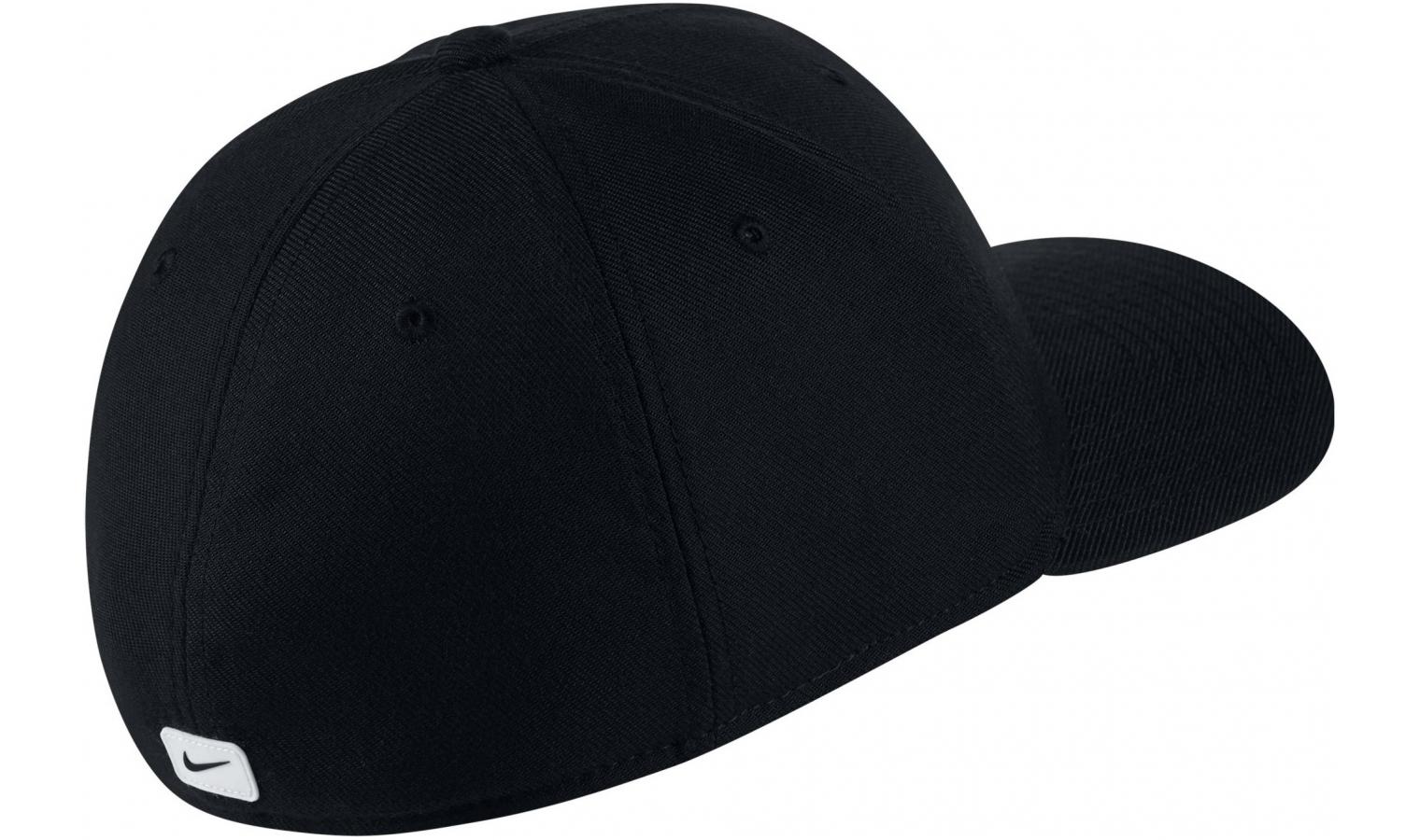 Kšiltovka Nike U NSW CLC99 CAP SWFLX černá  a6a091ee2f