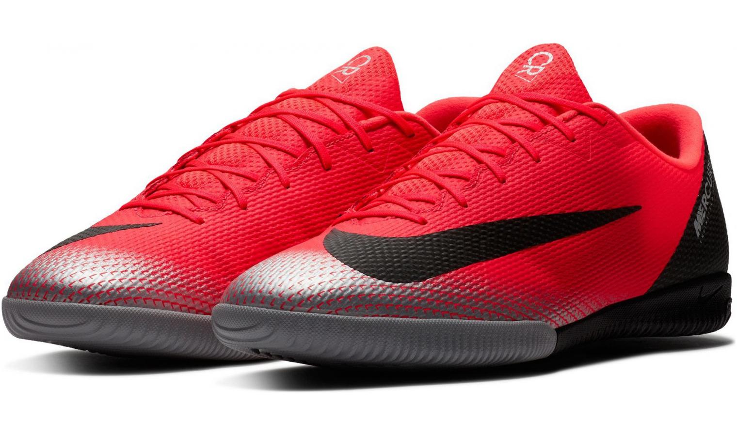 60a9a10ad72 Sálovky Nike CR7 VAPORX 12 ACADEMY IC černé