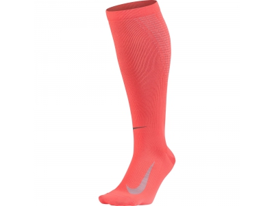 UNISEX NIKE ELITE COMPRESSION OVER-THE-CALF RUNNING SOCK W