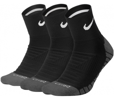 DRY CUSHION QUARTER TRAINING SOCK
