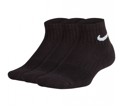 PERFORMANCE CUSHIONED QUARTER TRAINING SOCKS