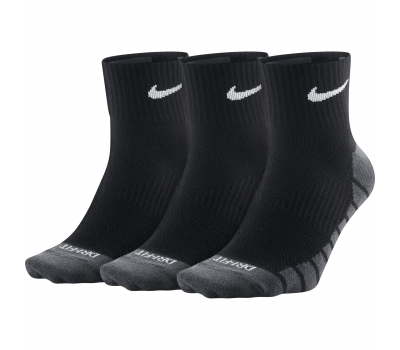DRY LIGHTWEIGHT QUARTER TRAINING SOCK