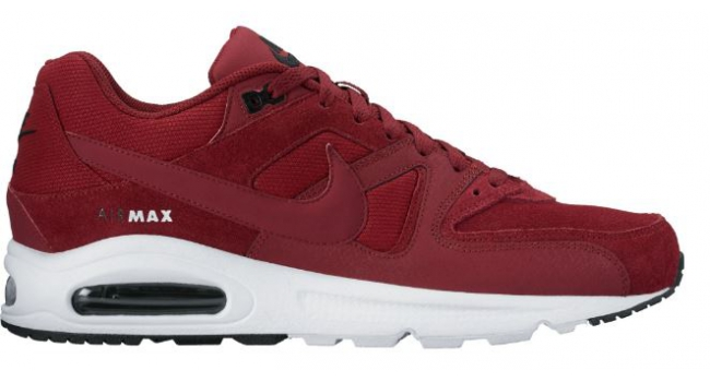 e62595a9a9a Pánské boty Nike AIR MAX COMMAND PREMIUM červené