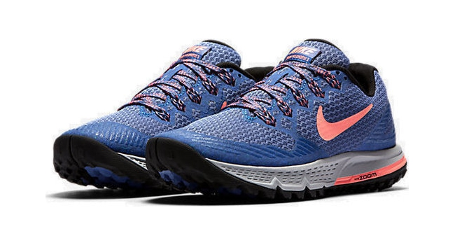 Dámske bežecké boty Nike AIR ZOOM WILDHORSE 3 W modré  169ea22fec