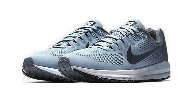 fc59e58d2f0 Dámské běžecké boty Nike AIR ZOOM STRUCTURE 21 W modré