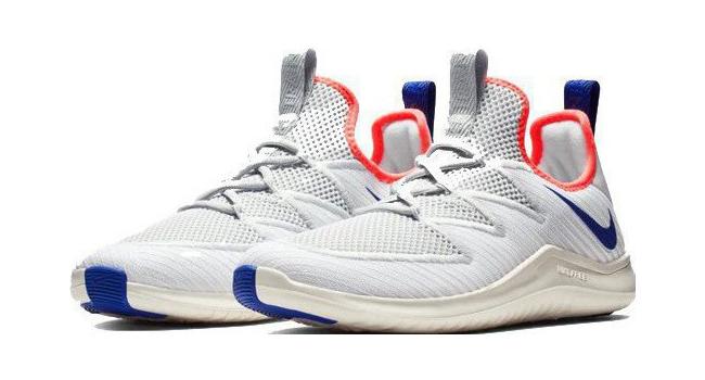 Pánské tréninkové boty Nike FREE TR 9 bílé  123c2b316e