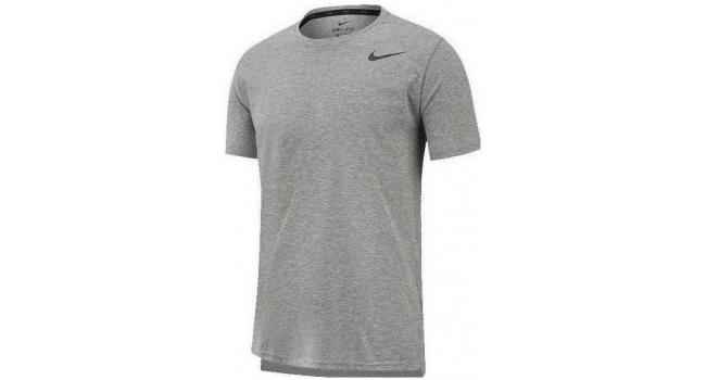 defb1b11d06e Pánské funkční tričko Nike M NK BRT TOP SS HPR DRY šedé