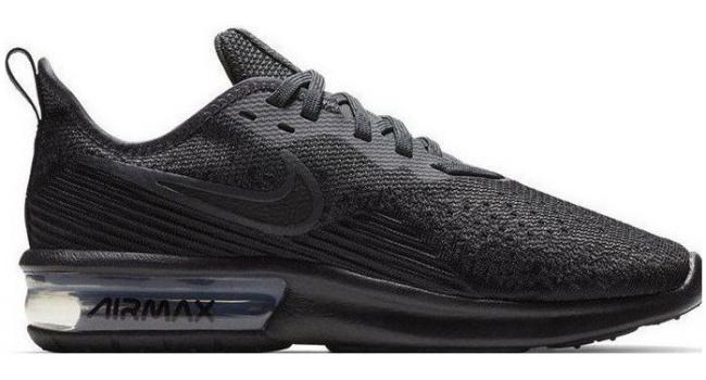 Dámské běžecké boty Nike AIR MAX SEQUENT 4 W černé  668bb7ef6ad