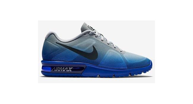 95680469e30 Pánské boty Nike AIR MAX SEQUENT modré AD Sport.cz hot sale online 1ff01  b2b0c ...
