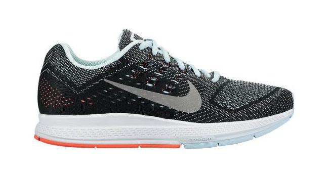Dámské běžecké boty Nike ZOOM STRUCTURE 18 W černé  d71f4c4055f