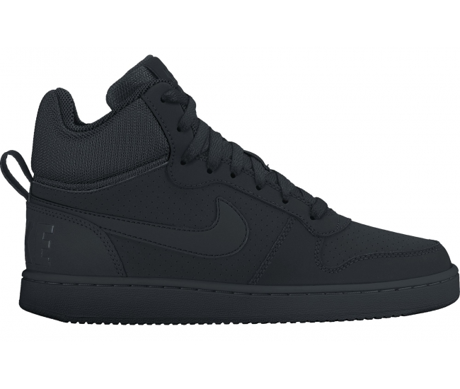 Dámské kotníkové boty Nike COURT BOROUGH MID W černé | AD ...