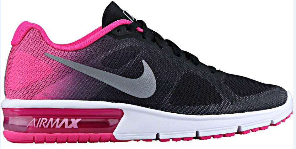 Dámské boty Nike AIR MAX SEQUENT černé   AD Sport.cz