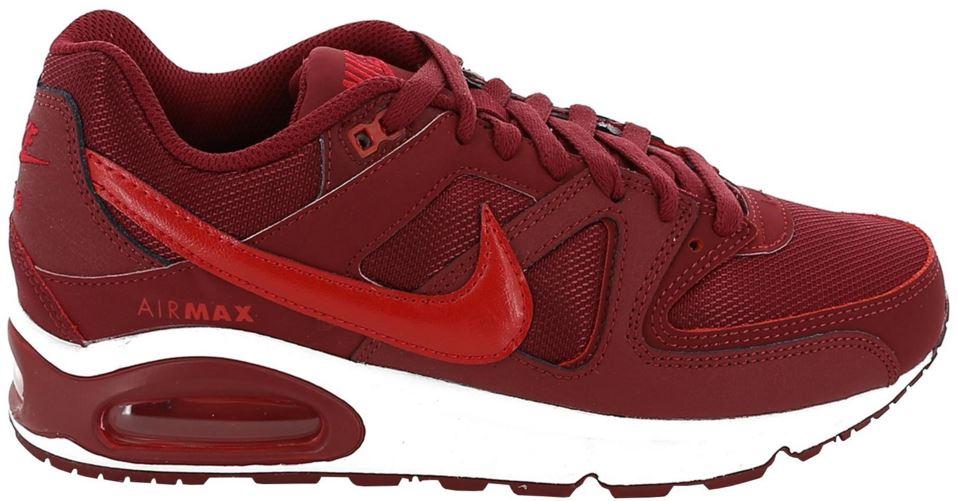 3ccbb07f83a Pánské boty Nike AIR MAX COMMAND červené