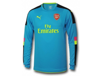 ARSENAL GK AWAY SHIRT JUNIOR podepsaný