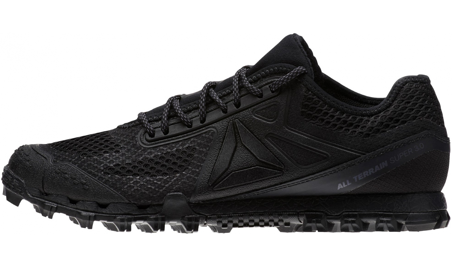 Pánské běžecké boty Reebok AT SUPER 3.0 STEALTH černé  7875f48f1f5