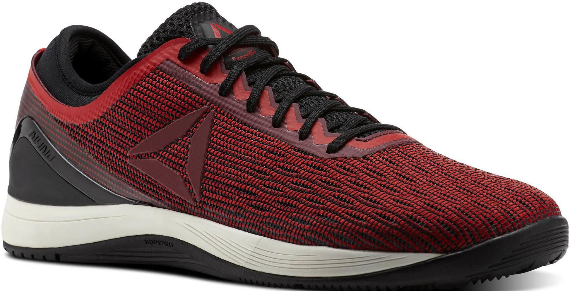 Pánské boty na CrossFit Reebok R CROSSFIT NANO 8.0 červené  2cc3b9c622b