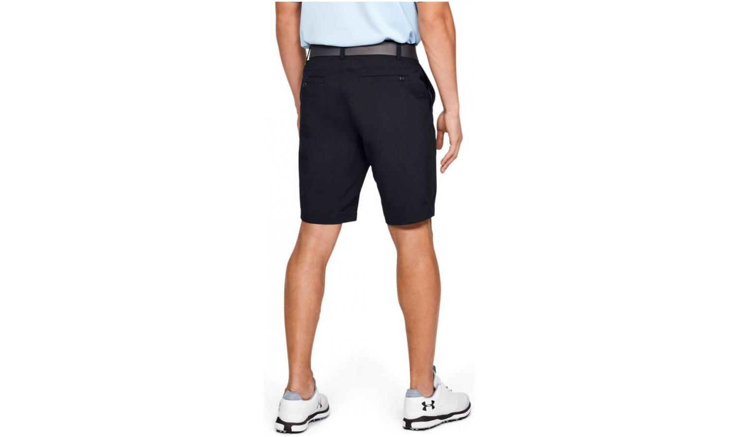 072859488d Pánské sportovní kraťasy Under Armour Golf EU PERFORMANCE TAPER SHORT černé