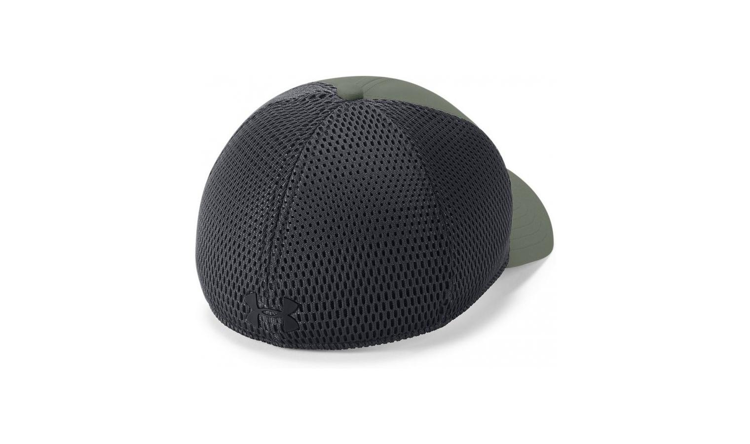 ... Pánská kšiltovka Under Armour TRAIN SPACER MESH CAP zelená. Sleva e6dc7470f8