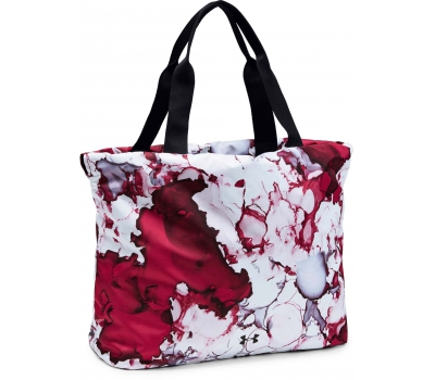 UA CINCH PRINTED TOTE W