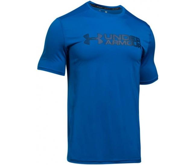 Under Armour HeatGear Fitted Raid Graphic Short Sleeve Shirt T-Shirt 1292648-789