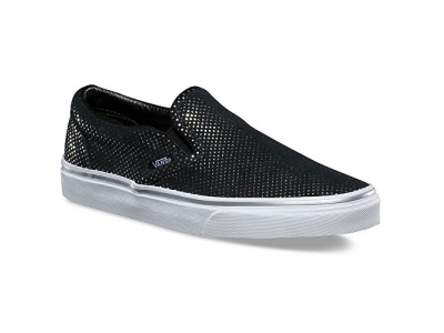 UA CLASSIC SLIP-ON (METALLIC DOTS) W